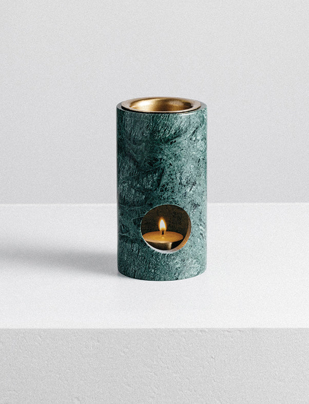 Synergy Oil Diffuser | Green Marble