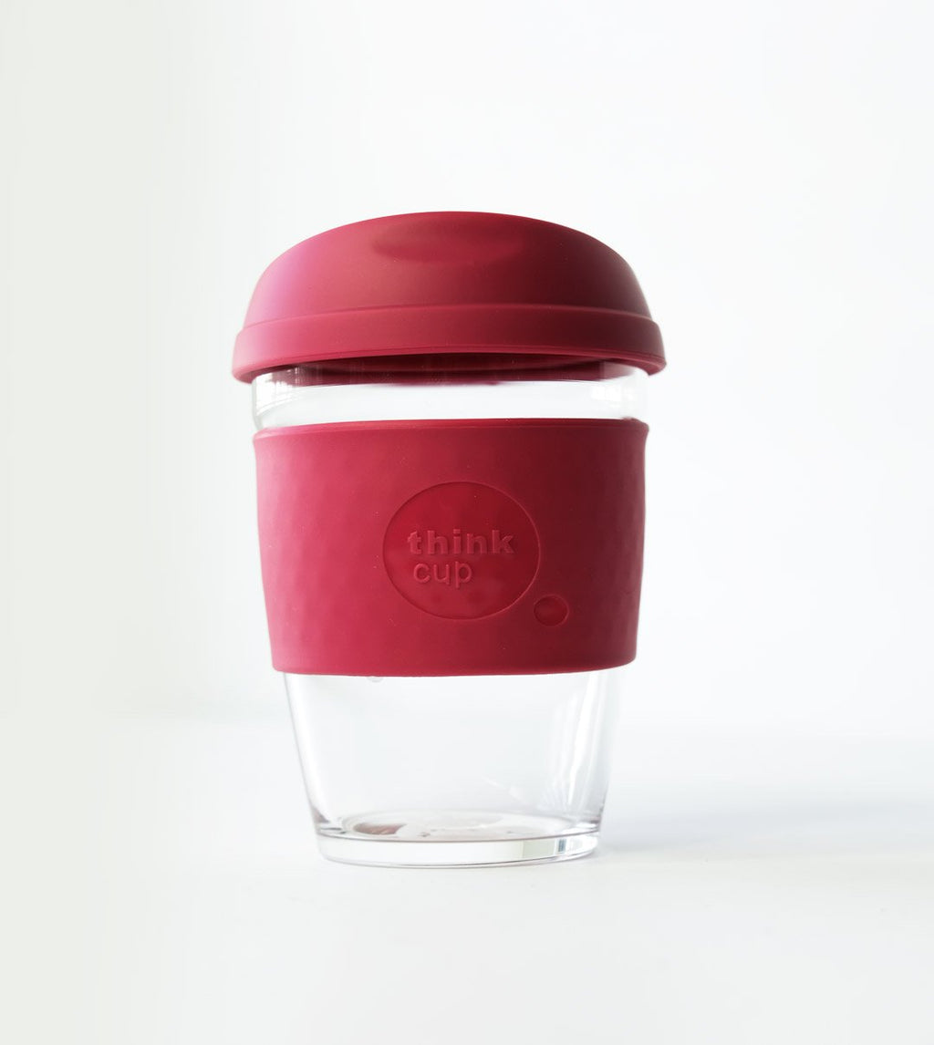 Reusable Cup 12oz | Berry