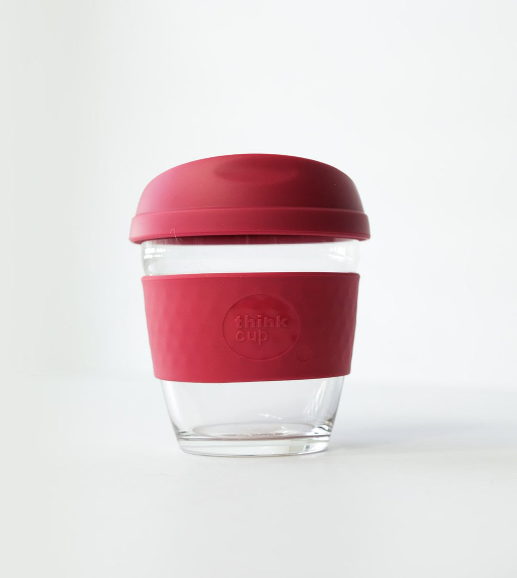 Reusable Cup 8oz | Berry