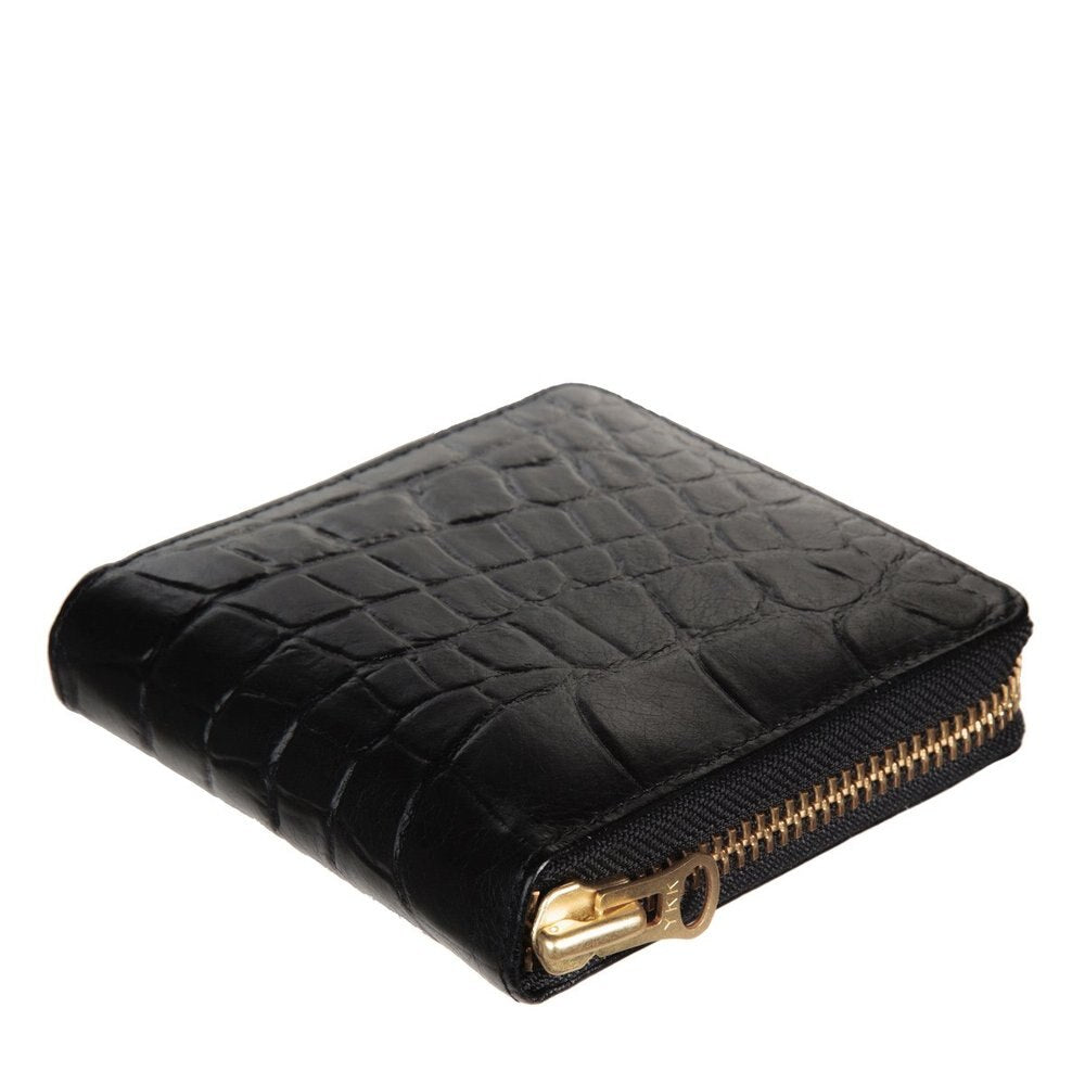 empire wallet | black croc