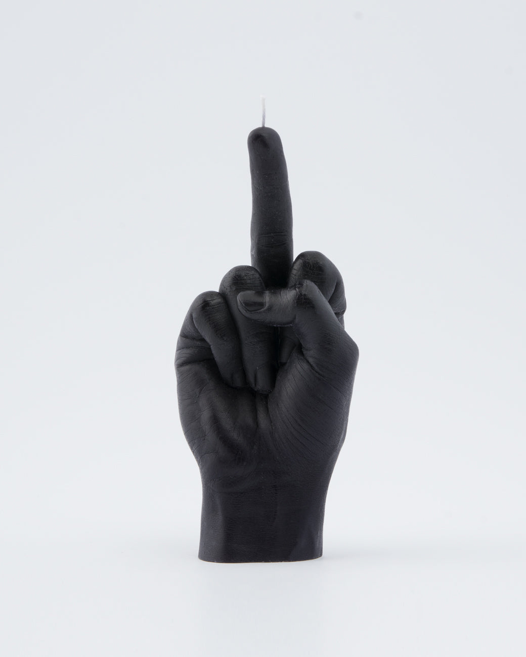 F*ck You Hand Gesture Candle | Black