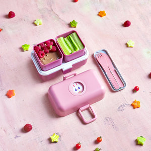 Tresor Kids Lunch Box | Blush