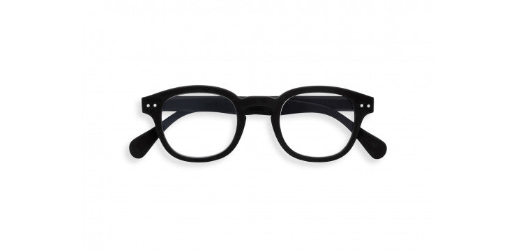 #C Screen Glasses | Black