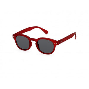 #C Junior Sunglasses | Red Crystal