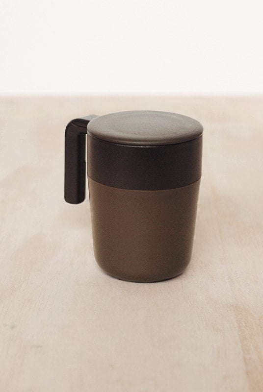 Cafe Press Mug | Brown