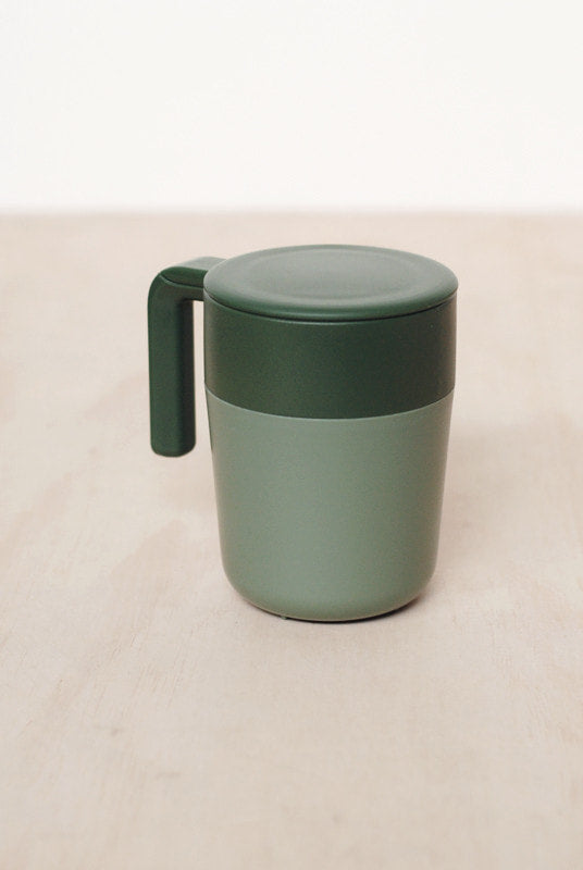 Cafe Press Mug | Green