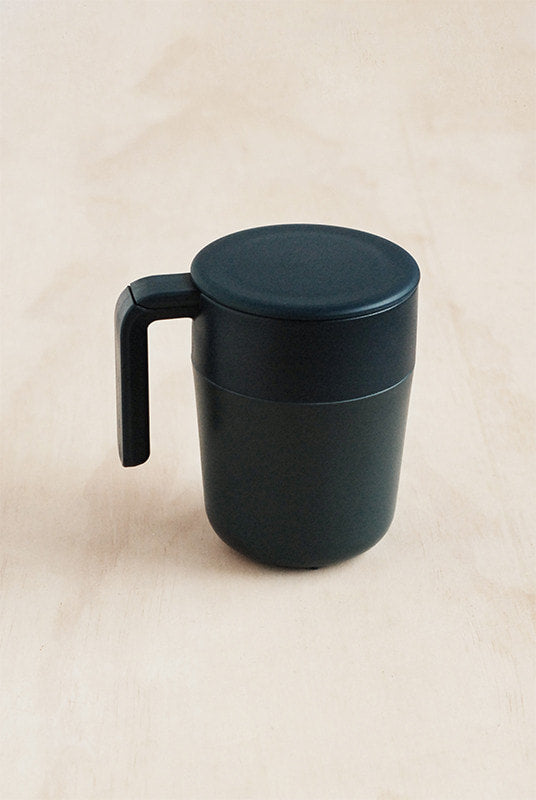 Cafe Press Mug | Navy