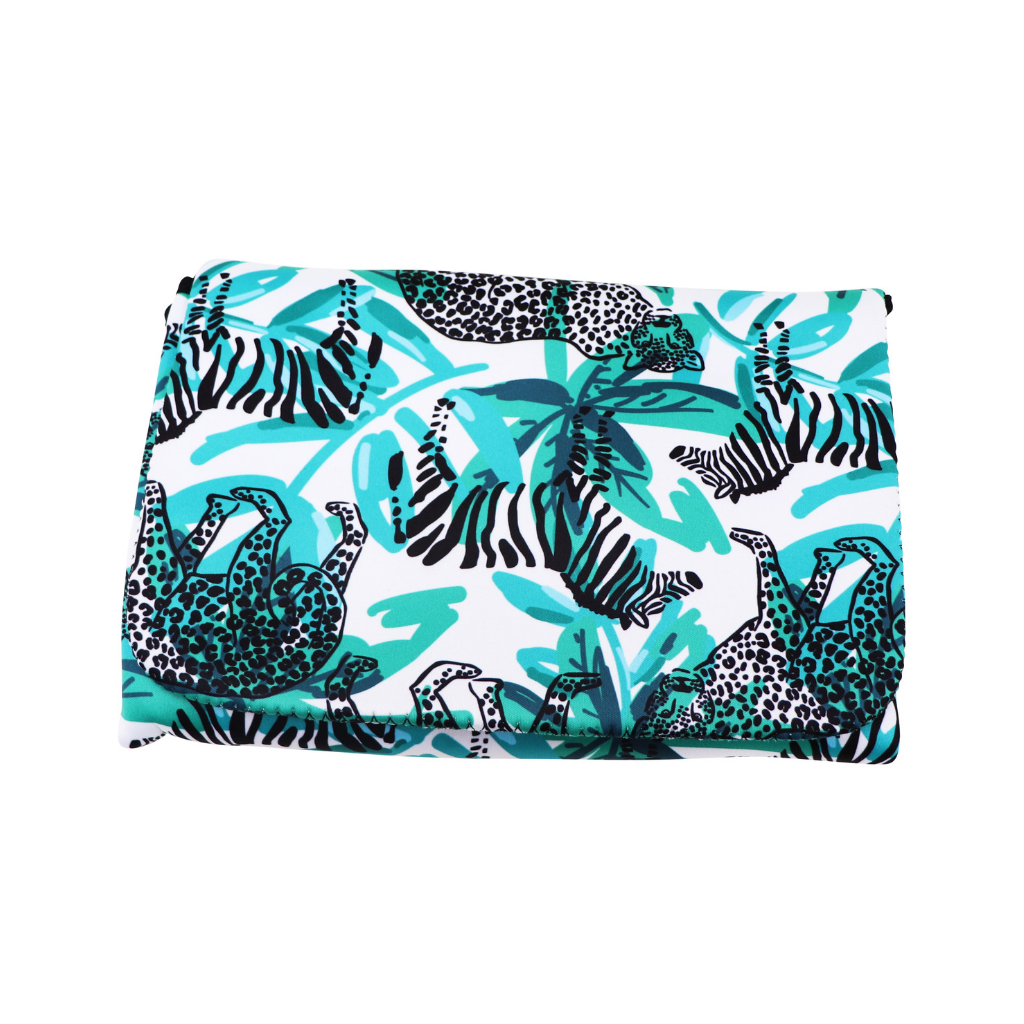 Neoprene Nappy Clutch | Roar