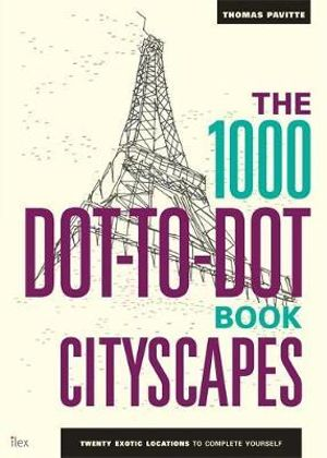 The 1000 Dot-to-Dot Book | Cityscapes