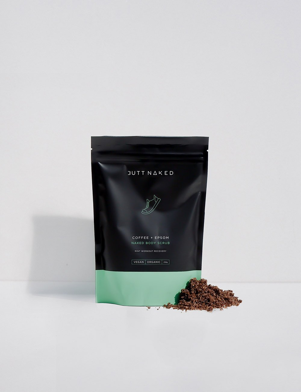 Coffee + Epsom Naked Body Scrub