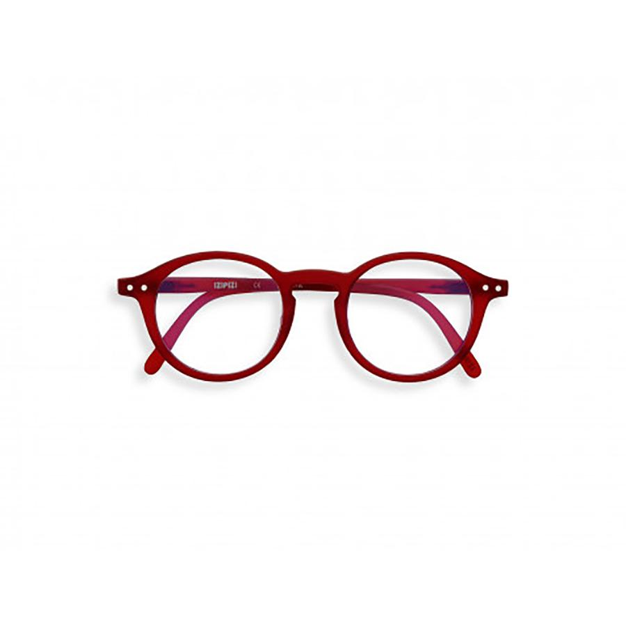 #D Screen Junior Sunglasses | Red Crystal