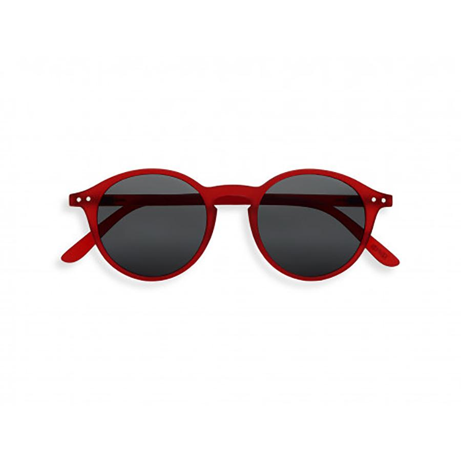 #D Junior Sunglasses | Red Crystal