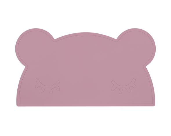 Bear Placie | Dusty Rose
