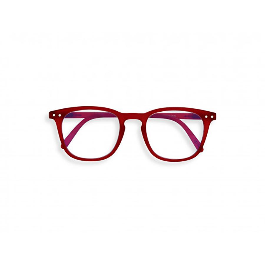 #E Screen Junior Sunglasses | Red Crystal