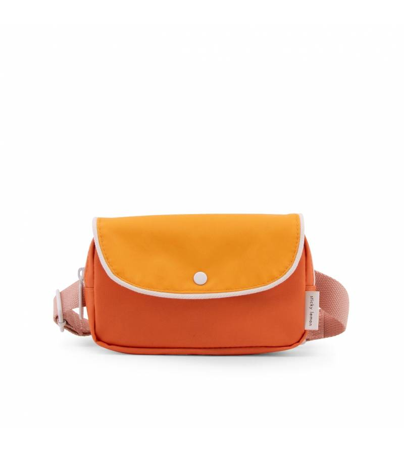 fanny pack wanderer | carrot orange