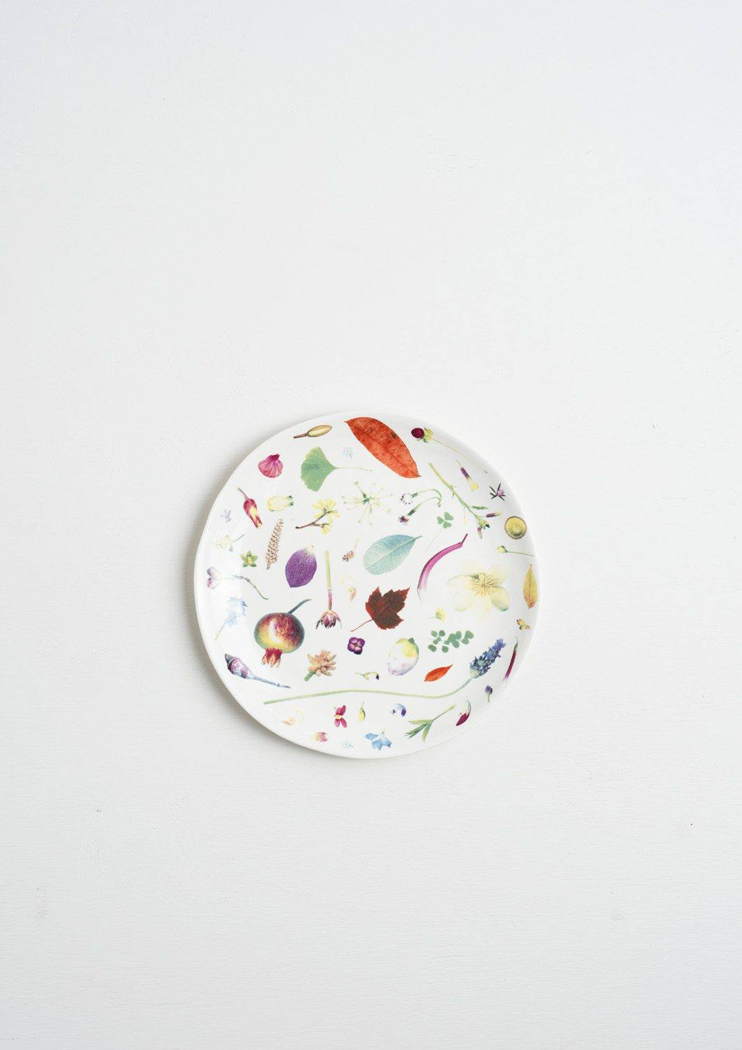 Floral Forager Side Plate Set Of 2