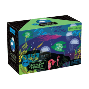 Under The Sea | Glow In The Dark Puzzle