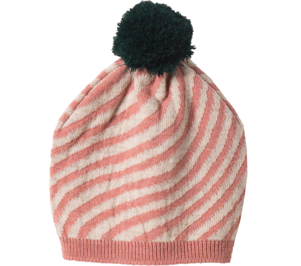 Hypnotized Knitted Beanie
