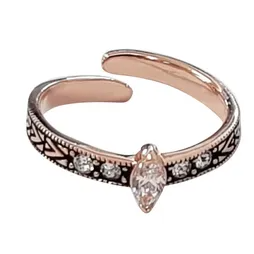Marquise Ring | Rose Gold