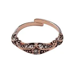 Paisley Ring | Rose Gold