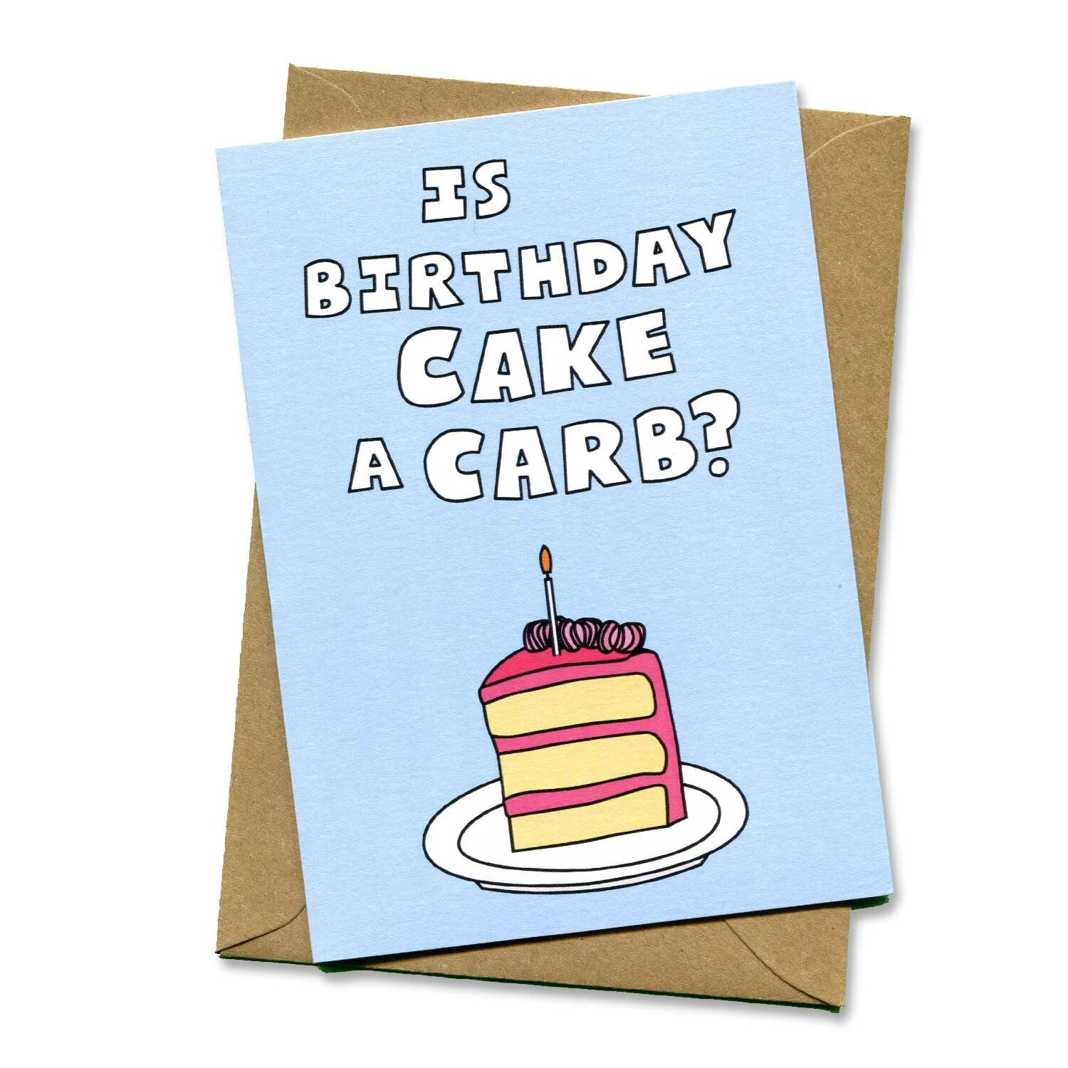Is Birthday Cake A Carb?
