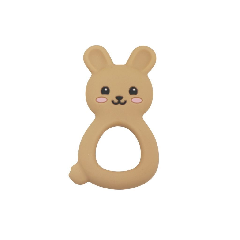 Bunny Teether | Tan