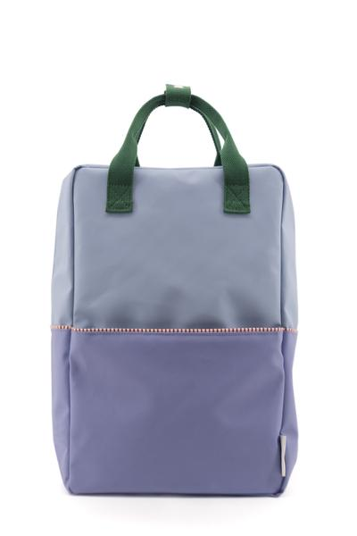 Large Backpack - Moustafa Purple