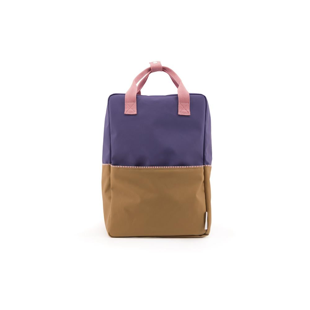 Large Backpack - Panache Gold