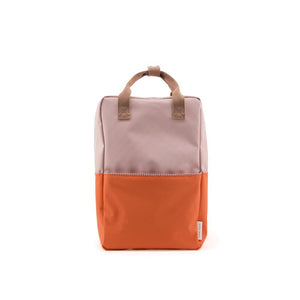 Large Backpack - Royal Orange