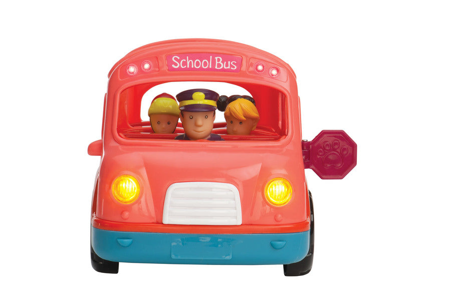 Light & Sound School Bus