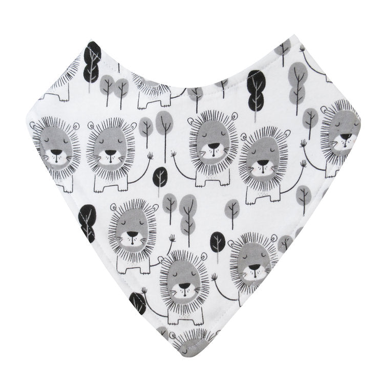 Dribble Bib | Lion