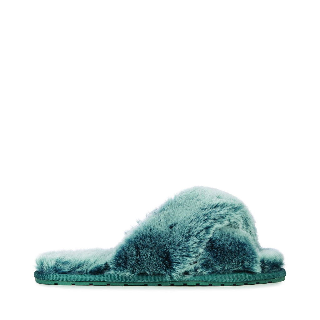 Slippers Mayberry Frost | Deep Teal