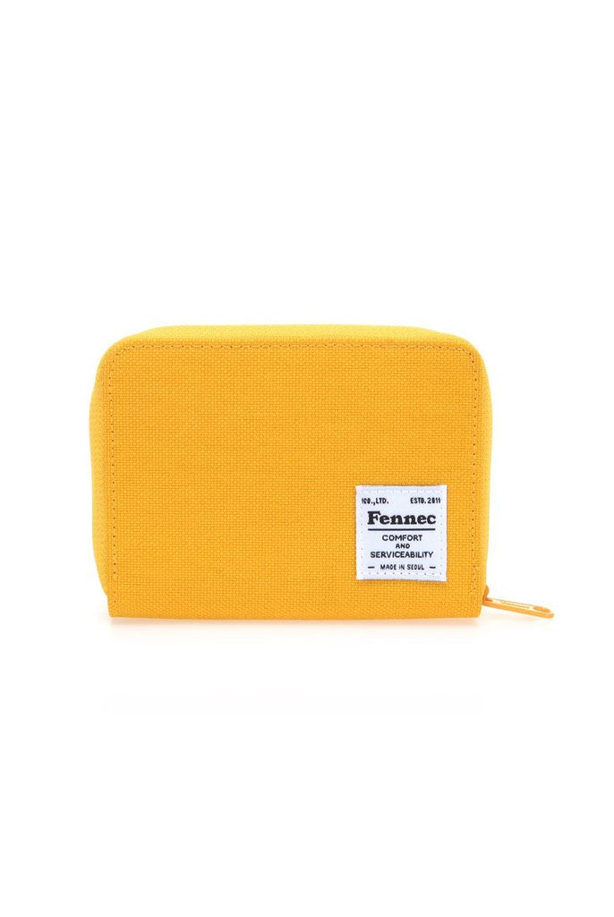 C & S Mini Pocket Wallet | Yellow