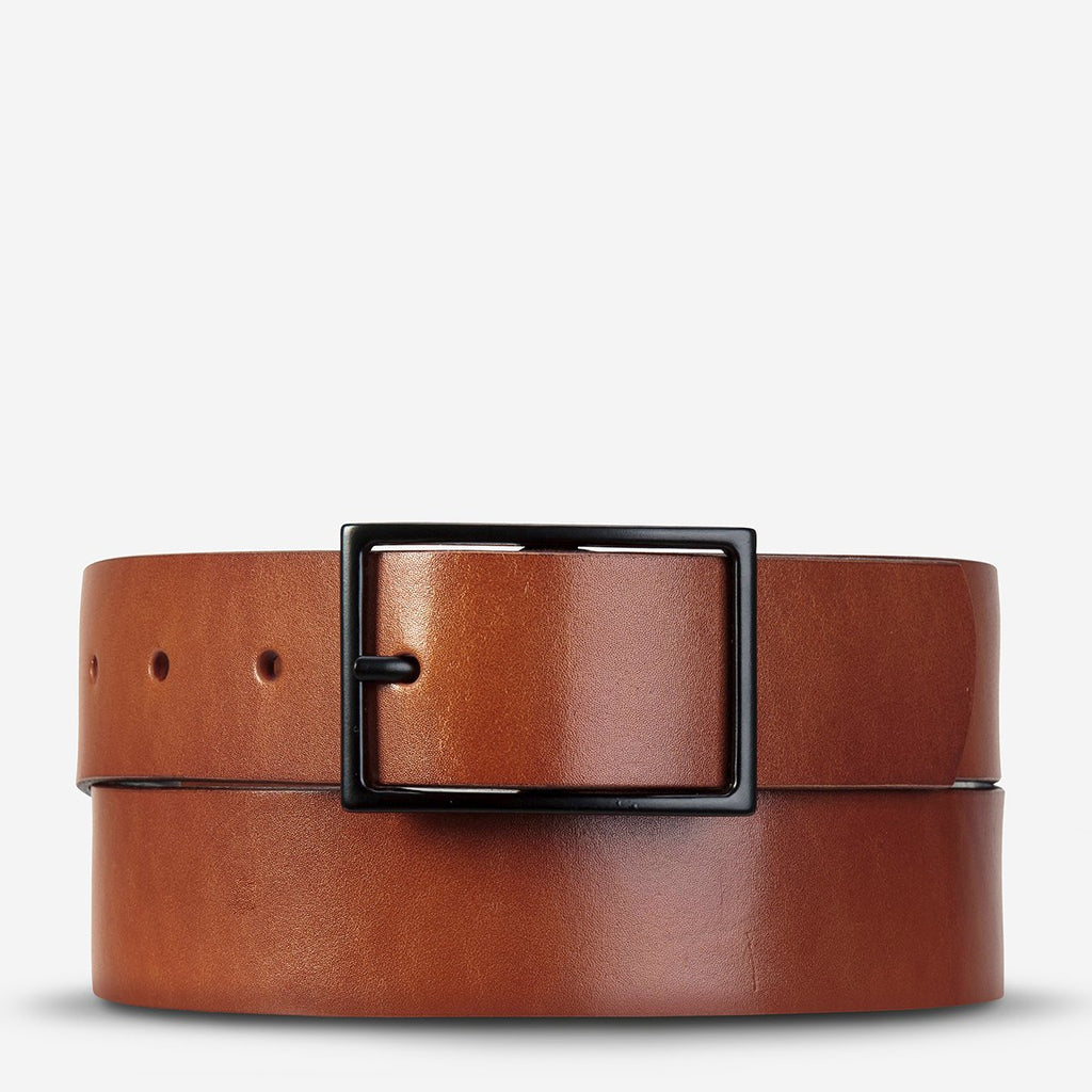 Natural Corruption Men's Belt | Tan
