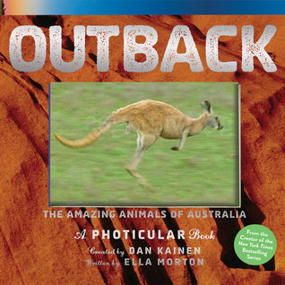 A Photicular Book: Outback