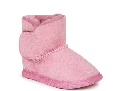 Platinum Baby Bootie | Orchid Pink