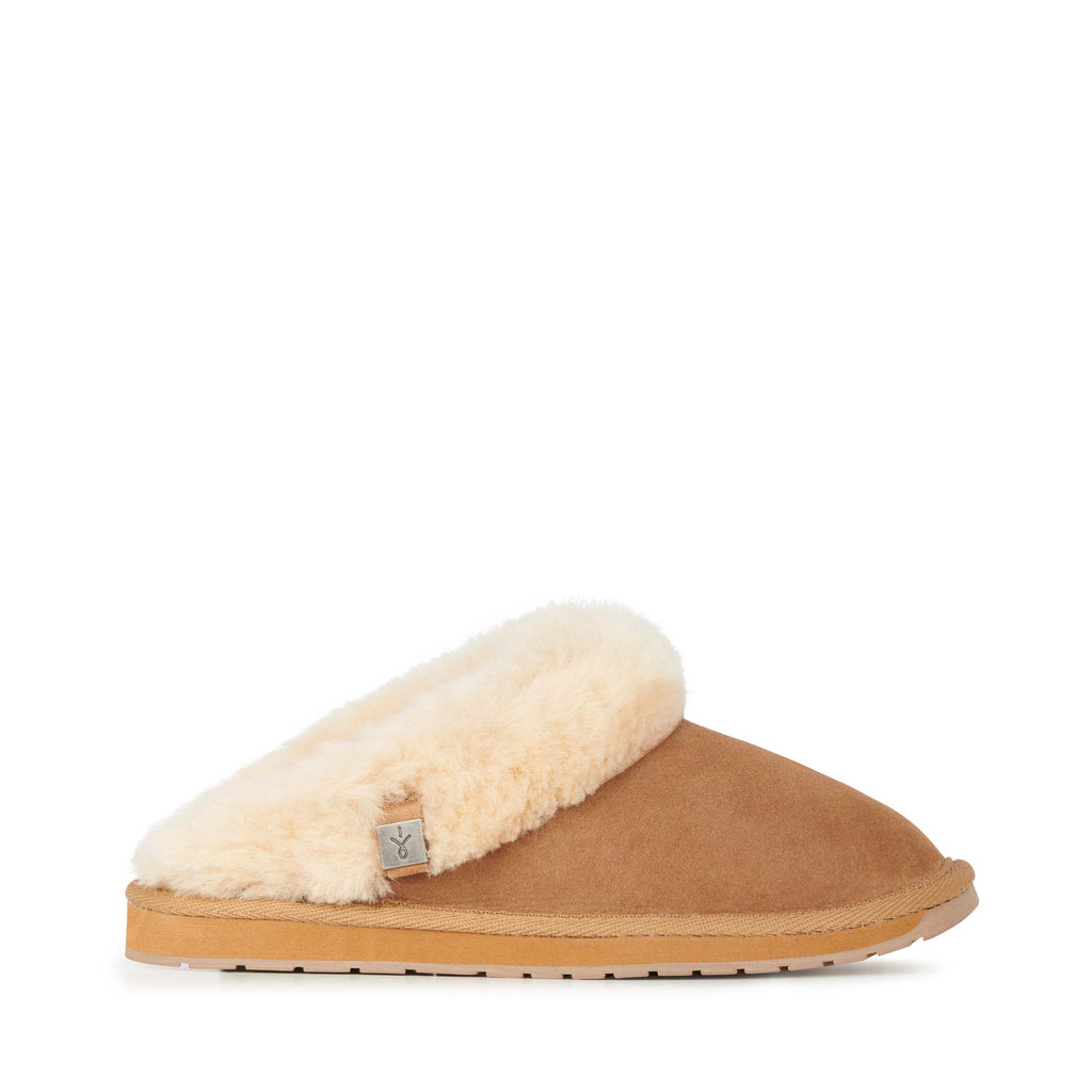 Slippers Platinum Eden / Chestnut