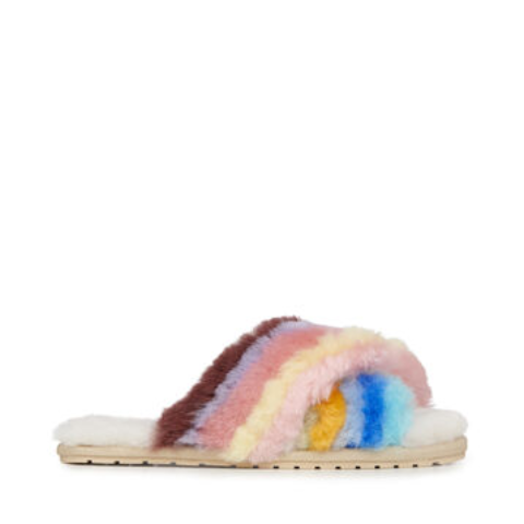 Slippers Mayberry | Rainbow