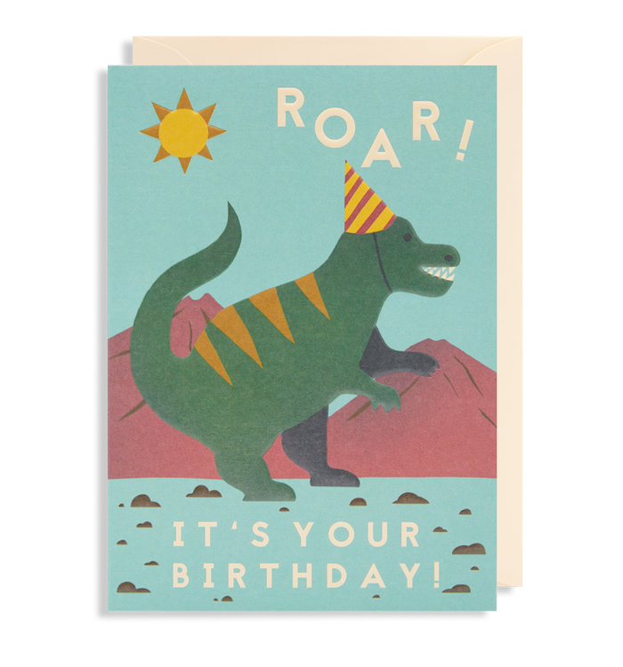Roar Birthday!