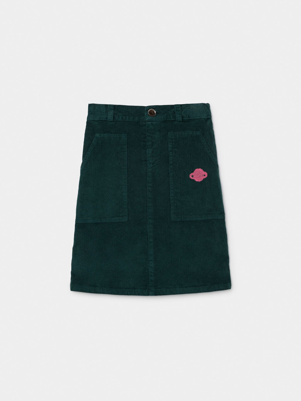 Saturn Corduroy Skirt