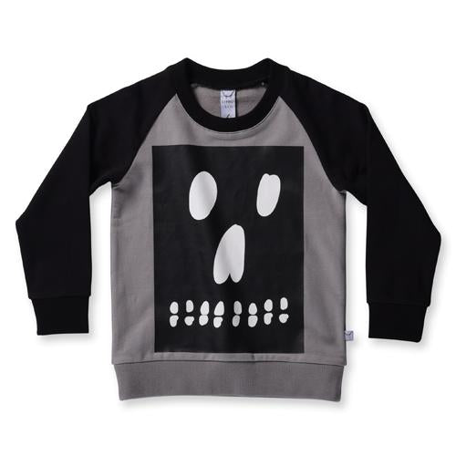 Skull Face Sweat