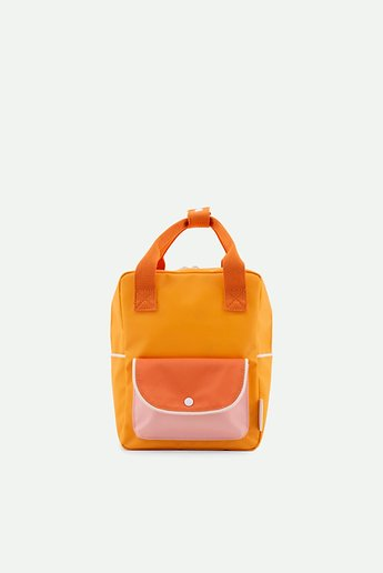 Small Backpack - Wanderer- Sunny Yellow
