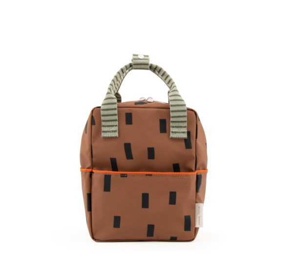 Small Backpack - Cinnamon Brown