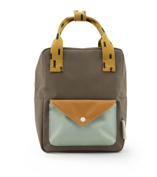 Small Backpack - Moss Green