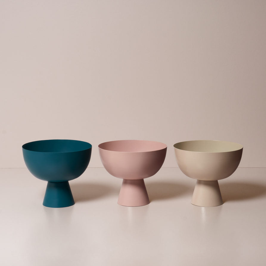 Vera Small Vase | Dusty Rose