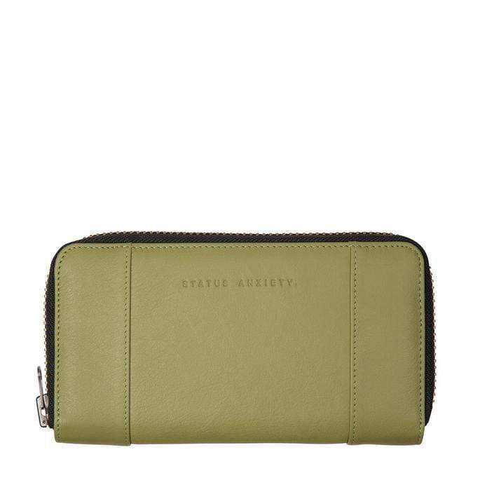 state of flux wallet | olive