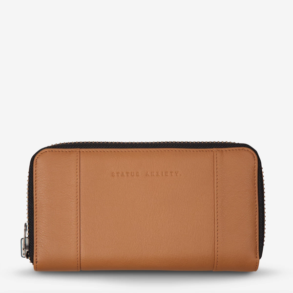 state of flux wallet | tan
