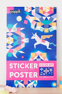 Sticker Poster | Constellation