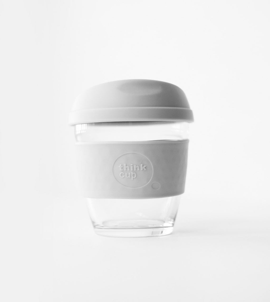 Reusable Cup 8oz | Stone