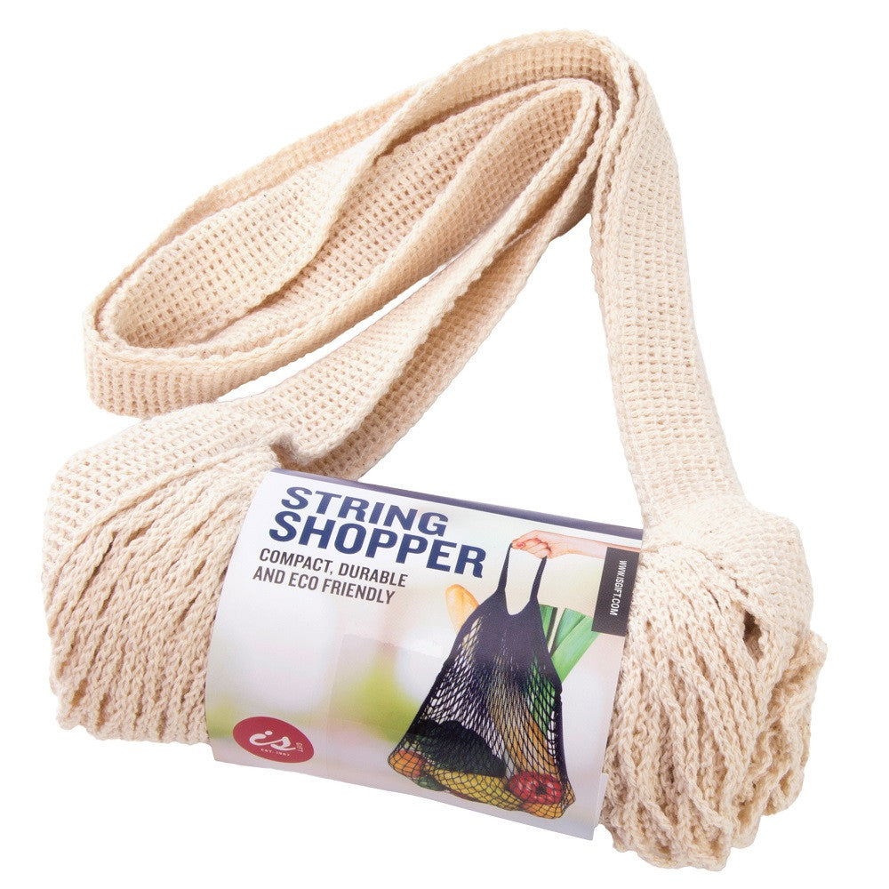 String Shopping Bag | Cream